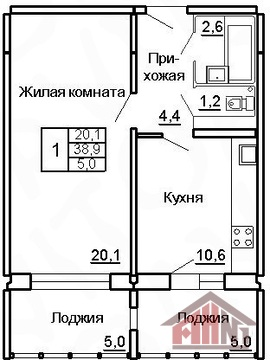 Продажа квартиры, Псков, Ул. Байкова - Фото 1