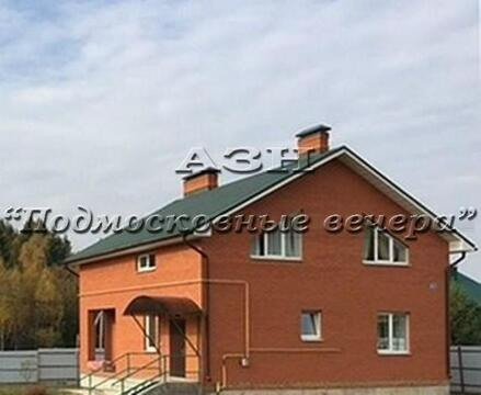 Калужское ш. 40 км от МКАД, Семенково, Коттедж 200 кв. м - Фото 1