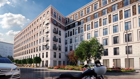 Двухкомнатная квартира г. Москва, Кожевнический пр. д.4 - Фото 1