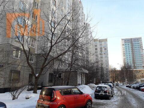 3-к кв. Москва ул. Василисы Кожиной, 14к6 (74.0 м) - Фото 2