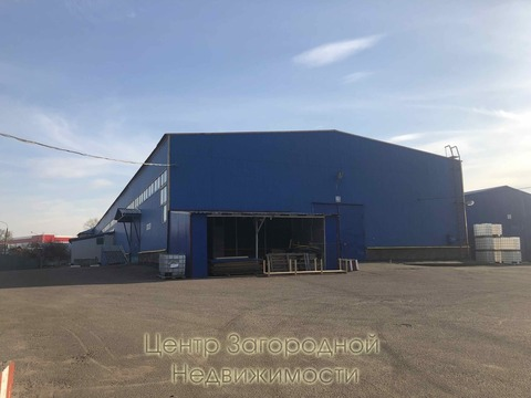 Складские помещения, Щелковское ш, 17 км от МКАД, Щелково. Сдам в . - Фото 2