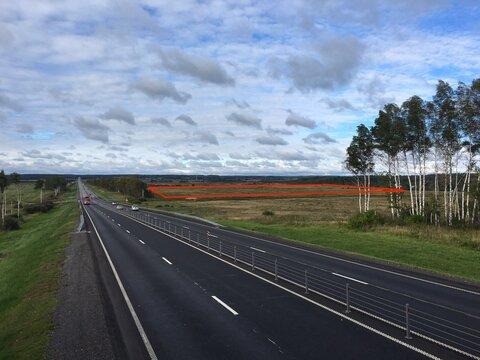 Продается земельный участок на трассе М 1 - Фото 1