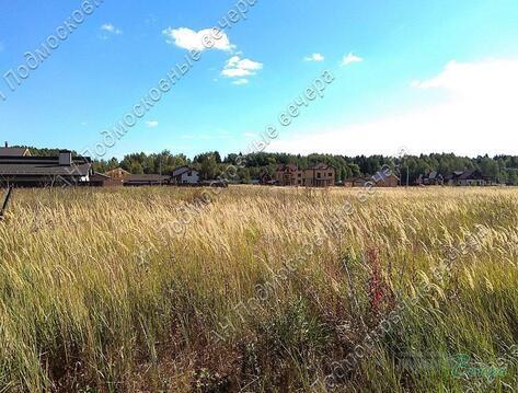 Новорижское ш. 48 км от МКАД, Лыщево, Участок 15 сот. - Фото 1