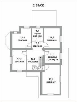 Современный коттедж в центральном районе - Фото 5