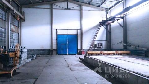 Производственное помещение в Тюменская область, Ялуторовск ул. . - Фото 2