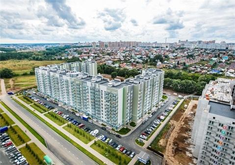 2 комнатная квартира по адресу г.Казань, ул. Азата Аббасова, д.4 - Фото 1