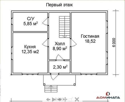 Коттедж в пос. Кобралово (Павловск+10км) - Фото 3