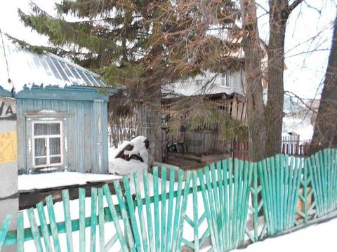 Продам 1-этажн. дом 30.6 кв.м. Ялуторовский тракт - Фото 1