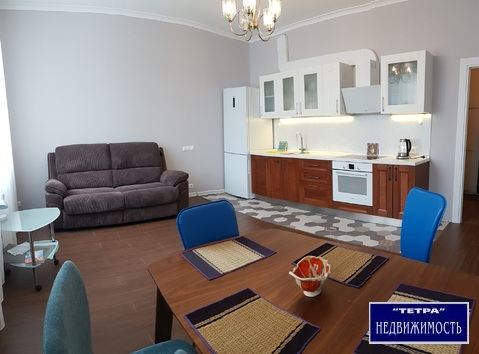 Сдается уютная 1 к квартира в ЖК Солнечный , г.Троицк - Фото 1