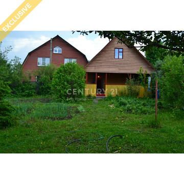 Дача с. Кадниково Сысертского района, 10 соток, дом 100 кв м - Фото 5