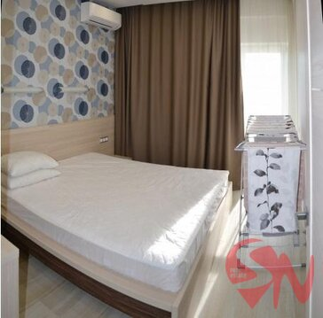 Продается однокомнатная квартира в закрытом жилом комплексе. Общая - Фото 4