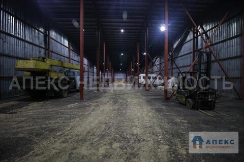 Аренда помещения пл. 1250 м2 под склад, офис и склад Обухово . - Фото 1