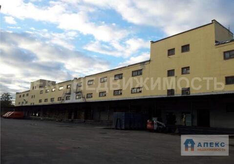 Аренда склада пл. 542 м2 м. Алтуфьево в складском комплексе в Бибирево - Фото 3