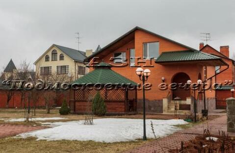 Горьковское ш. 29 км от МКАД, Кудиново, Коттедж 500 кв. м - Фото 1