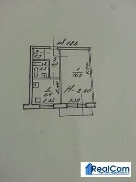 Продам однокомнатную квартиру, ул. Индустриальная, 7 - Фото 3