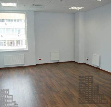 Офис 509м с отделкой в 17-этажном бизнес-центре у метро - Фото 3