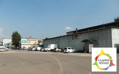 Под произ-во, выс. потолка: 6,3 м, офис. помещ, огорож. терр, въезд - Фото 5