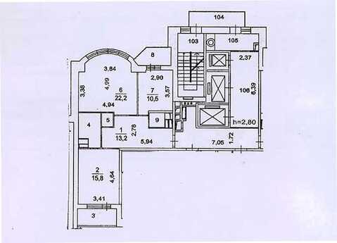 2-к. квартира ЖК Западные Ворота Столицы - Фото 3