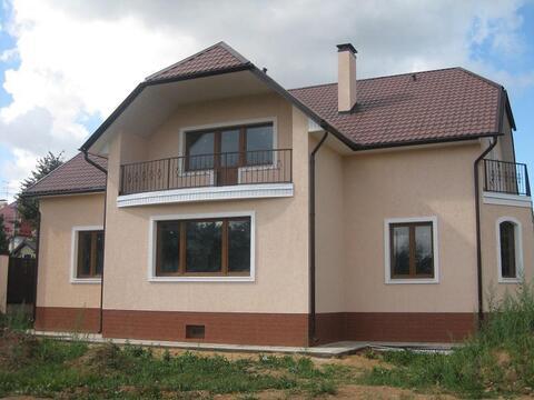 Дом 410 кв.м. на уч. 14 сот. г.Видное, мкр.Расторгуево - Фото 1