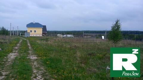 Продается участок 8 соток в Калужской области Жуковском районе деревне - Фото 3