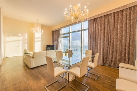 105 м2 Односпаленный апартамент в Городе Столиц Башня Санкт-Петербург . - Фото 3
