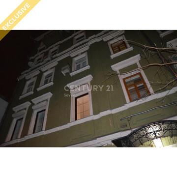 Четырёхкомнатная квартира. г Москва Подсосенский переулок дом 9 - Фото 1