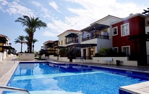 Замечательный трехкомнатный Апартамент в 600м от моря в Пафосе - Фото 1