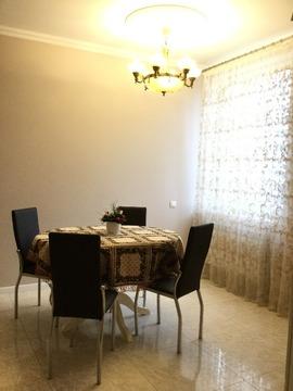 Юмашева новый дом, евроремонт, трёхкомнатная квартира - Фото 4