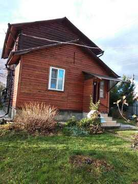 Зимний дом в ближнем Подмосковье - Фото 1