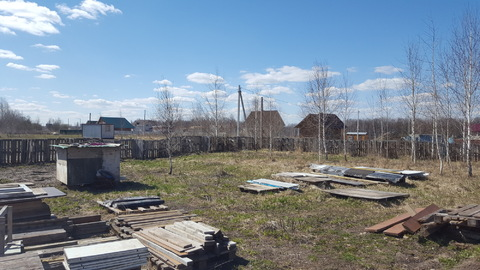 Участок для ИЖС в Дядьково Рязанского района, 7 км от Рязани - Фото 3