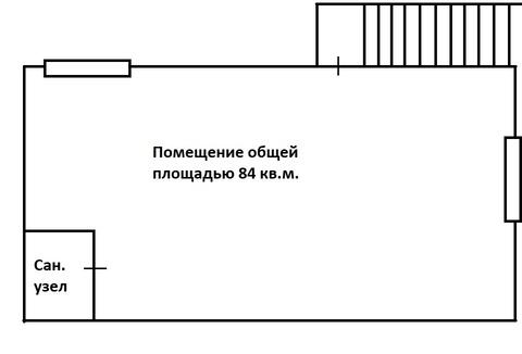 """Продам, офис, 84,0 кв.м, Бор, Первомайская ул, """"Продажа помещения в . - Фото 3"""