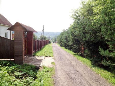 Участок в жилой деревне. - Фото 1