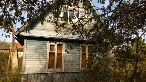 Продажа дачи с земельным участком 11 соток в Выскодно, Валдайский райо - Фото 1