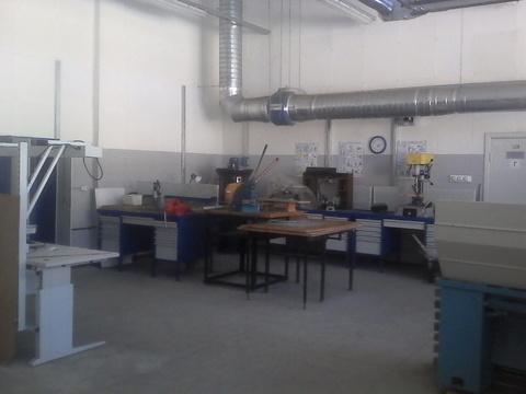 Производственные помещения на ул. Курчатова, 18,5, 131 кв.м - Фото 4
