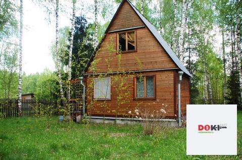 Комфортабельная дача окруженная лесом на 13 сотках! - Фото 1