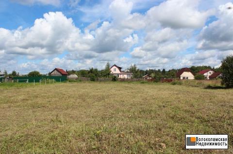 Участок 15 соток в деревне Клишино - Фото 1