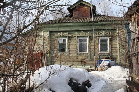 Часть дома 11 пер. Маяковского , 25 кв.м, земля 4 сотки - Фото 1