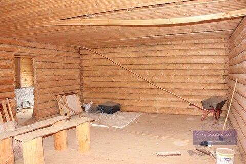 Продается бревенчатый дом в д. Орехово, Жуковский район - Фото 4