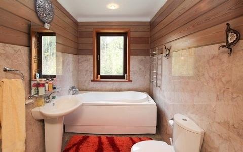 Дом бревенчаный с баней - Фото 5