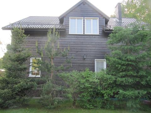 Продается дом 170 кв.м в стиле Шале на участке 7 соток в Королеве - Фото 2