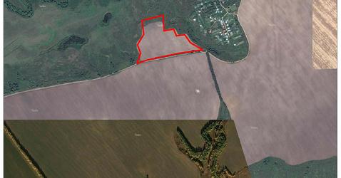 Участок 6,3 га, сельхозназначения, Рязанская обл, д. Дудкино - Фото 3