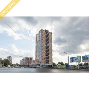 Продается 1-комнатная квартира-студия г.Пермь ул. Куфонина 10б - Фото 1
