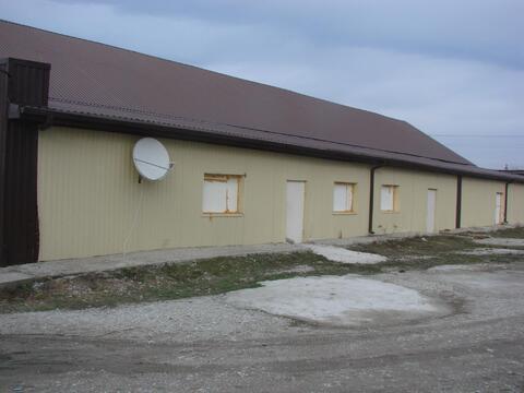Промбаза в ст. Раевская на з/участке 0,88 га, 25 км до Новороссийска. - Фото 4