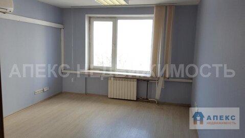 Аренда офиса 340 м2 м. Новые Черемушки в бизнес-центре класса В в . - Фото 1