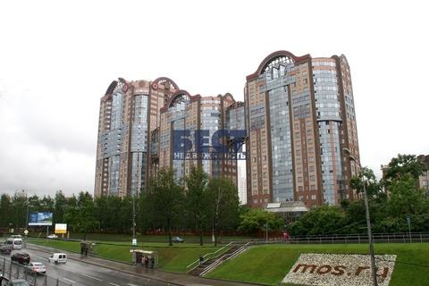 Четырехкомнатная Квартира Москва, шоссе Можайское, д.2, ЗАО - Западный . - Фото 1