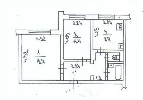 2-к. квартира с Иголочки на Иркутском 214 - Фото 3