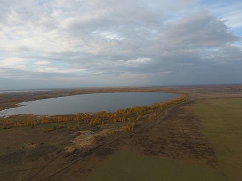 Земельный уч-к 175га с/х возле озера, Кунашакский район - Фото 1