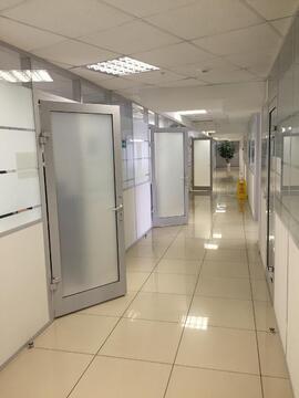"""Продается один этаж 710 кв.м. в офисном бизнес-центре """"Гольф-Палас"""" - Фото 3"""