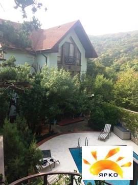 Продажа дома в Симеизе с прекрасным видом на море и горы. - Фото 1
