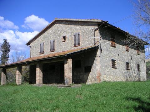 Продается усадьба в Сан-Теренциано, Перуджа, Италия - Фото 1